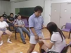 Fabulous Japanese chick Ai Takeuchi in Crazy JAV clip