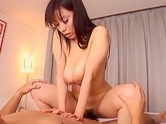 Fabulous Japanese slut Hina Hanami in Horny Big Tits JAV clip