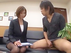 Fabulous Japanese girl Akari Asahina in Best JAV video