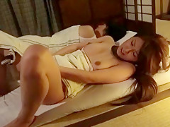 Incredible Japanese model Yuna Shiina in Hottest Solo Girl, Wife JAV movie