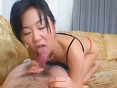 Hottest Japanese chick in Fabulous Blowjob/Fera, Dildos/Toys JAV movie