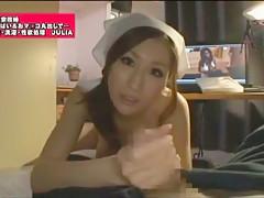 Exotic Japanese girl in Horny Showers JAV scene