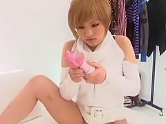 Hottest Japanese whore Rio Fujisaki in Best Masturbation/Onanii JAV video