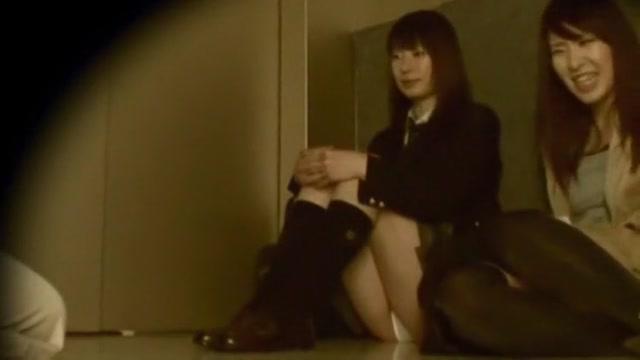 Teens JAV – Hottest Japanese chick Koharu Yuzuki, Aika Nose, Mahiro Aine in Incredible Upskirts/Panchira, Teens JAV scene Streaming