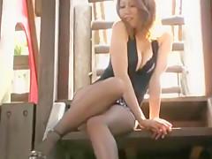 Crazy Japanese whore Ruka Ichinose in Amazing Compilation, Outdoor JAV clip