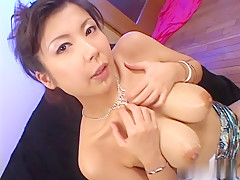 Hottest Japanese model in Fabulous JAV uncensored Cumshots scene