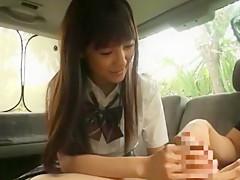 Hottest Japanese slut Rei Mizuna in Crazy Blowjob/Fera JAV scene
