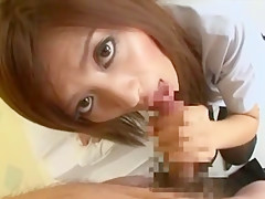 Amazing Japanese slut Yuki Asada in Crazy Teens, Blowjob/Fera JAV scene