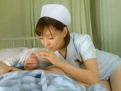 Crazy Japanese girl in Hottest Handjobs, POV JAV movie