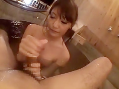 Horny Japanese girl in Hottest POV, Compilation JAV video
