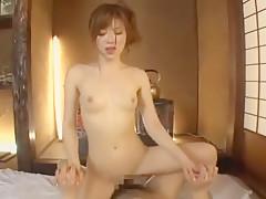 Amazing Japanese chick in Fabulous Cunnilingus, Facial JAV scene