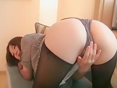 Crazy Japanese chick in Horny Fingering, Casting JAV scene