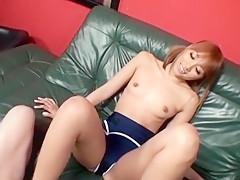 Exotic Japanese girl Rio Sakura in Best Small Tits JAV video