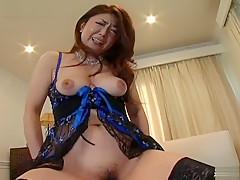 Incredible Japanese model in Amazing JAV clip