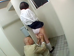 Horny Japanese whore in Incredible Cosplay, Uncensored JAV clip