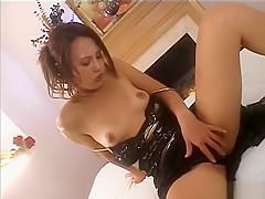 Incredible Japanese girl in Crazy Uncensored, Masturbation/Onanii JAV video