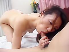 Horny Japanese chick in Fabulous Uncensored, Masturbation/Onanii JAV video