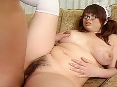 Exotic Japanese model in Fabulous JAV video