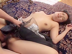 Amazing Japanese chick in Hottest Uncensored JAV clip