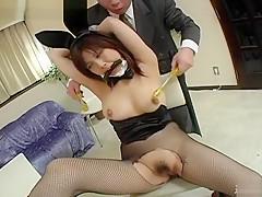 Exotic Japanese chick in Incredible JAV scene