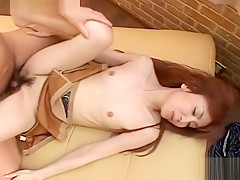 Exotic Japanese girl in Best Blowjob/Fera JAV movie