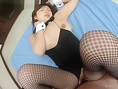 Hottest Japanese chick in Crazy JAV scene