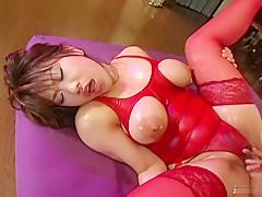 Fabulous Japanese slut in Horny Fetish, Uncensored JAV clip