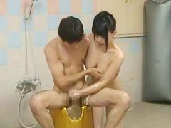 Crazy Japanese model in Amazing Big Tits JAV scene