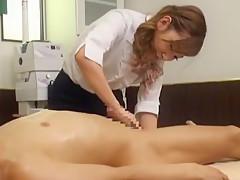 Amazing Japanese slut in Incredible Cumshots, Blowjob/Fera JAV clip