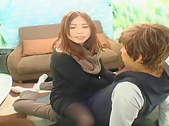 Horny Japanese slut in Hottest JAV clip