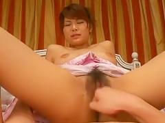 Incredible Japanese slut Azumi Harusaki in Fabulous Blowjob/Fera, Fetish JAV video