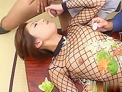 Best Japanese slut in Crazy JAV uncensored Facial video