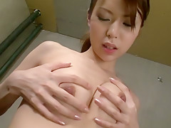 Fabulous Japanese girl Rino Asuka in Incredible JAV uncensored Masturbation video