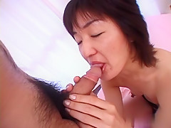 Crazy Japanese chick in Amazing JAV uncensored Mature movie