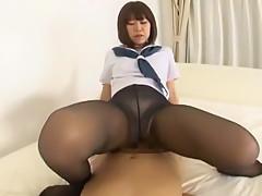 Hottest Japanese model Mizuki Kiriyaya in Incredible JAV clip