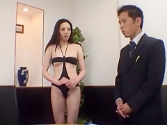 Hottest Japanese model Reika Aizumi in Fabulous Public JAV video