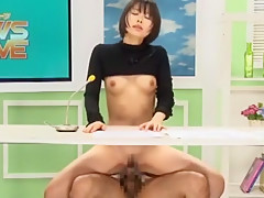 Fabulous Japanese chick Minami Machida, Harumi Asano, Kana Mayazaki in Incredible Voyeur, Cumshots JAV scene