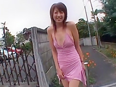 Exotic Japanese girl Juri Kanou in Best Public JAV video