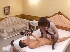Best Japanese girl Kyoka Mizusawa in Exotic Blowjob/Fera, Handjobs JAV movie