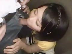 Best Japanese chick Mikan Kururugi in Exotic Teens JAV movie