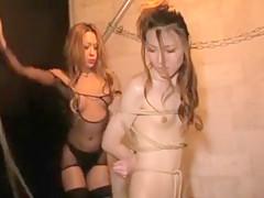 Best Japanese slut in Exotic /Futanari, BDSM JAV movie