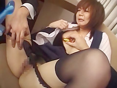 Horny Japanese whore Mizuki Ishikawa in Incredible Office JAV clip
