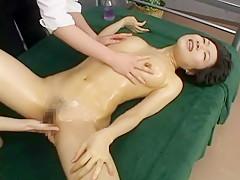 Best Japanese whore Mamiya Izumi, Kumi Shiromoto, Yayoi Yanagida in Incredible Massage JAV clip
