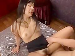 Hottest Japanese chick Nana Ogura in Horny JAV clip