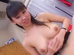Best Japanese chick Koharu in Fabulous JAV scene