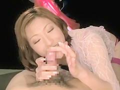 Fabulous Japanese slut in Incredible /Futanari, Blowjob JAV video