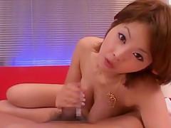 Crazy Japanese whore Yuka Haneda in Exotic Big Tits JAV scene
