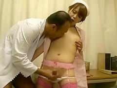 Incredible Japanese chick in Fabulous Fucks Guy, Guy Fucks JAV movie