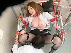 Incredible Japanese whore Momoka Nishina, Risa Mita in Crazy Fetish, Dildos/Toys JAV video
