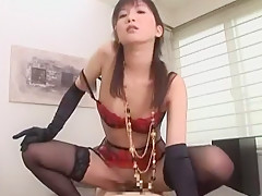 Fabulous Japanese whore Kaori Amai in Best Fingering, Fetish JAV scene